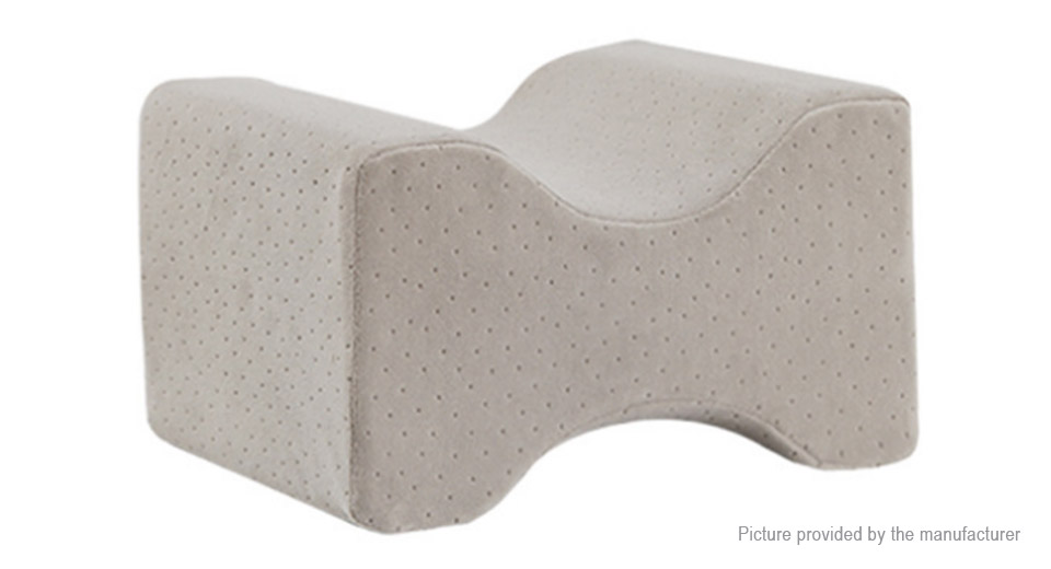 Product Image: memory-foam-knee-leg-pillow-back-hip-pain-relief