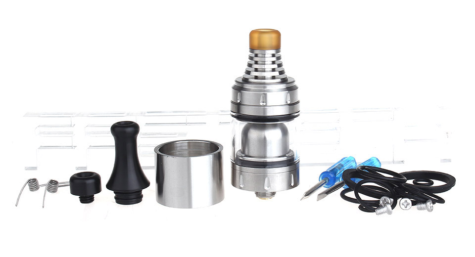 Authentic Vandy Vape Berserker V1.5 Mini MTL RTA (Standard Edition)