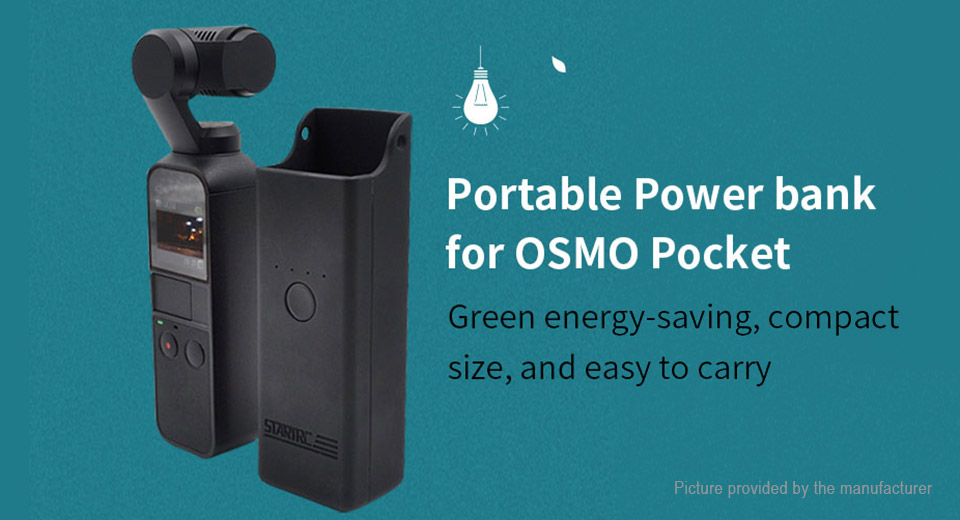 STARTRC Portable Mobile Power Bank for DJI Osmo Pocket (3100mAh)