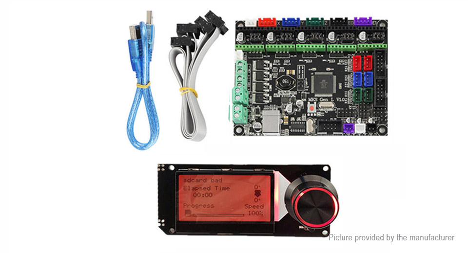 Product Image: mks-gen-l-motherboard-mini12864-lcd-display