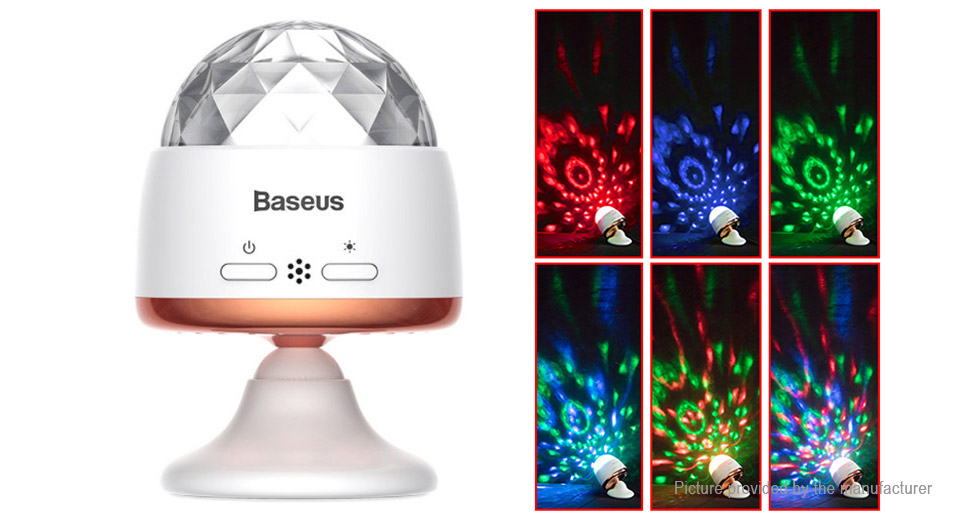Product Image: authentic-baseus-car-crystal-magic-ball-led-disco