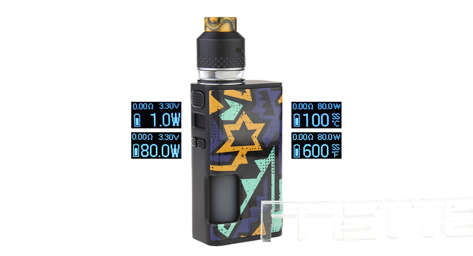 Product Image: authentic-wismec-luxotic-surface-80w-tc-vw-apv