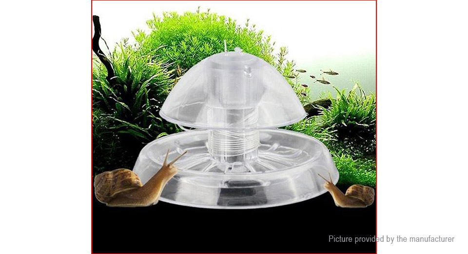 6cm Fish Aquarium Snail Leech Trap Catcher (2-Pack)