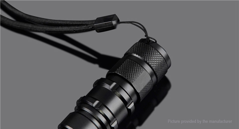 Yunmai 1011-T6 LED Flashlight w/ Focus Zoom