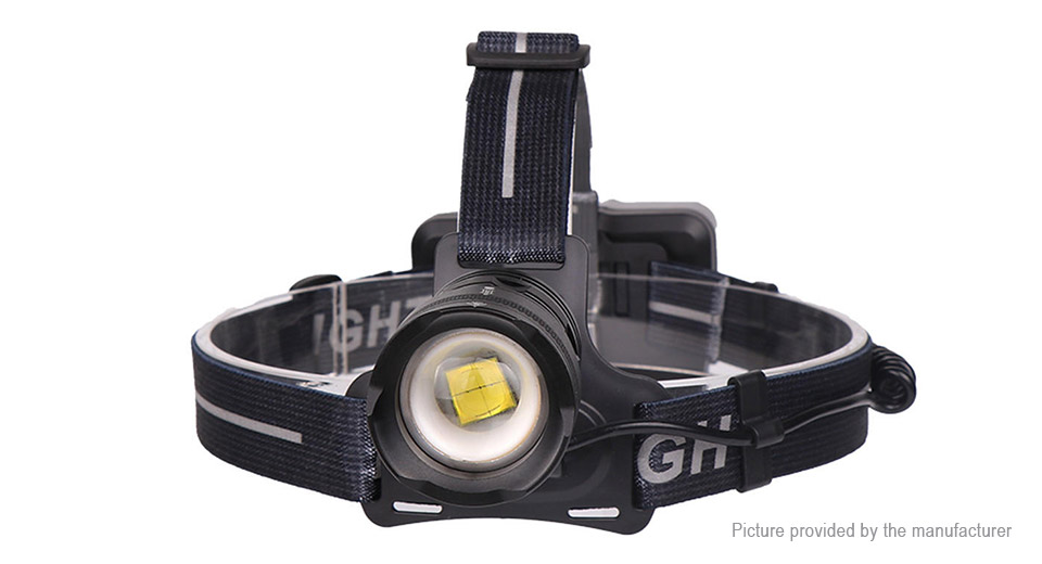 Product Image: yunmai-2030-led-camping-headlamp-w-focus-zoom