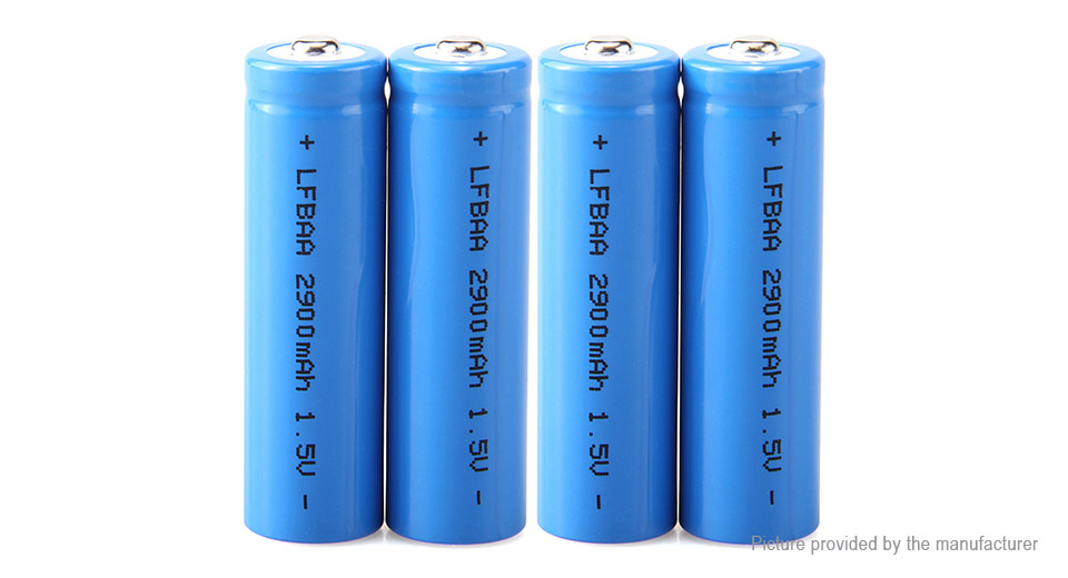 Product Image: authentic-ultrafire-1-5v-2900mah-aa-li-fes2