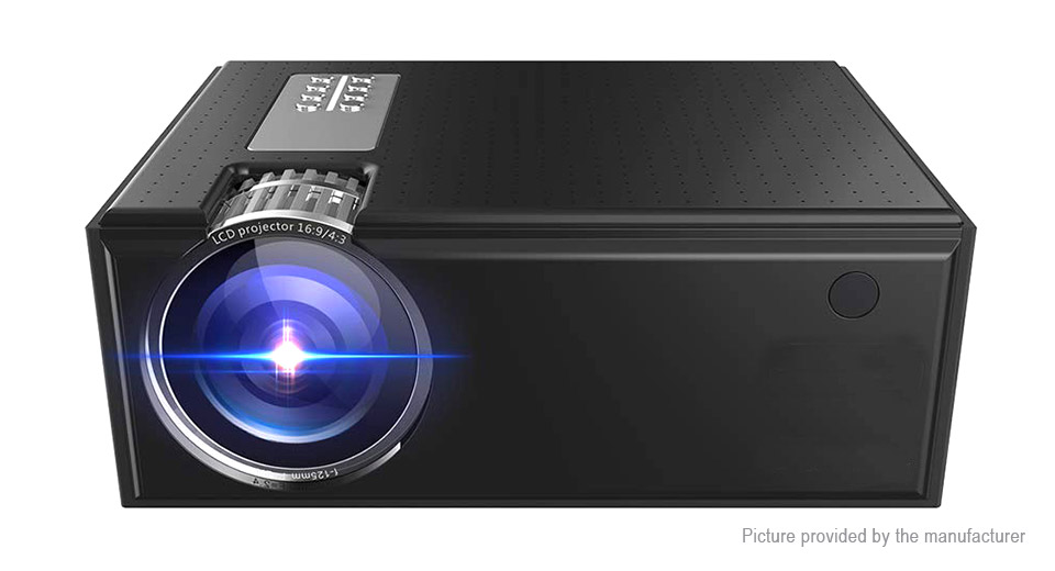 Product Image: cheerlux-c8-led-projector-home-theater-eu