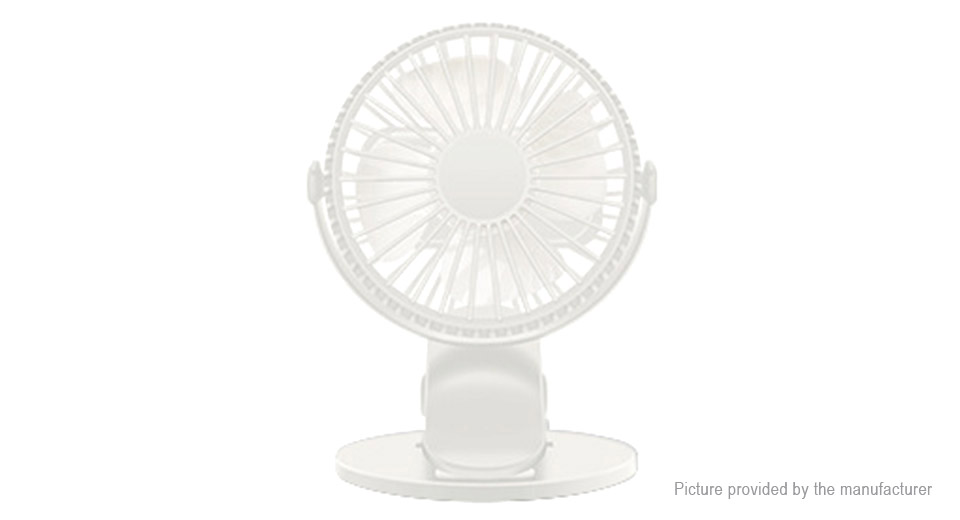 Product Image: mini-usb-rechargeable-table-clip-on-cooling-fan