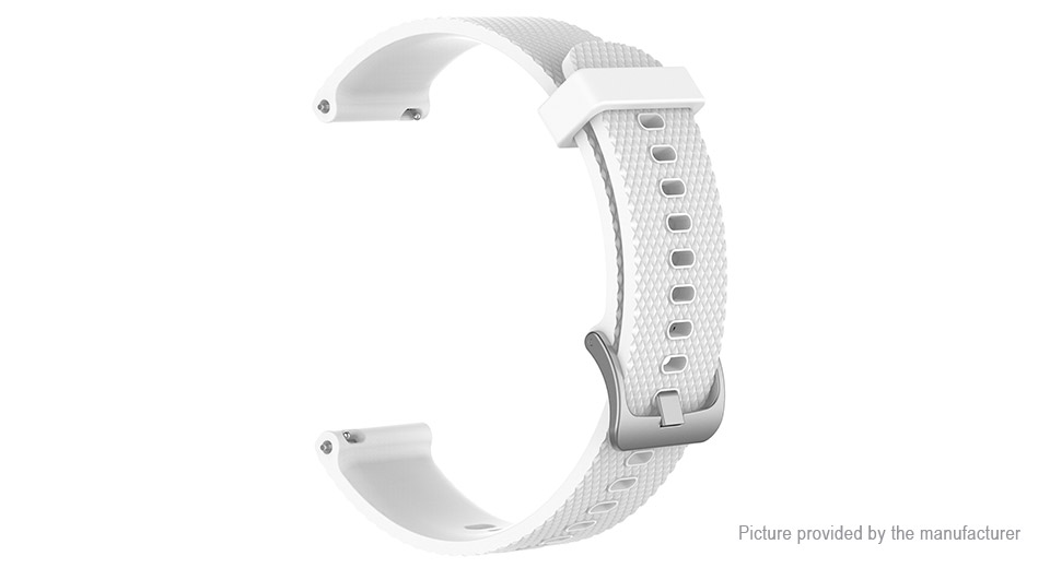 Product Image: replacement-silicone-plaid-watchband-strap-for