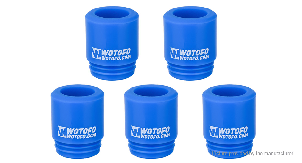 Product Image: authentic-wotofo-disposable-silicone-810-drip-tip