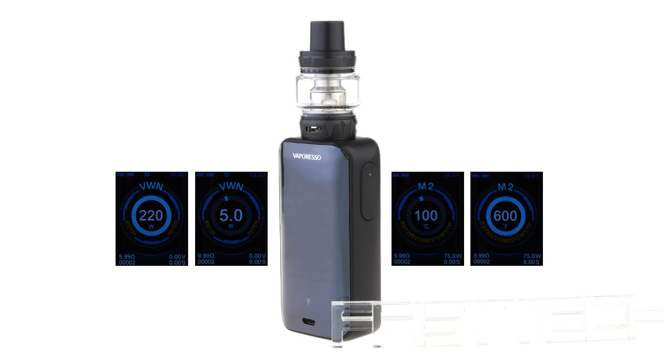 Product Image: authentic-vaporesso-luxe-s-220w-tc-vw-vv-apv-box