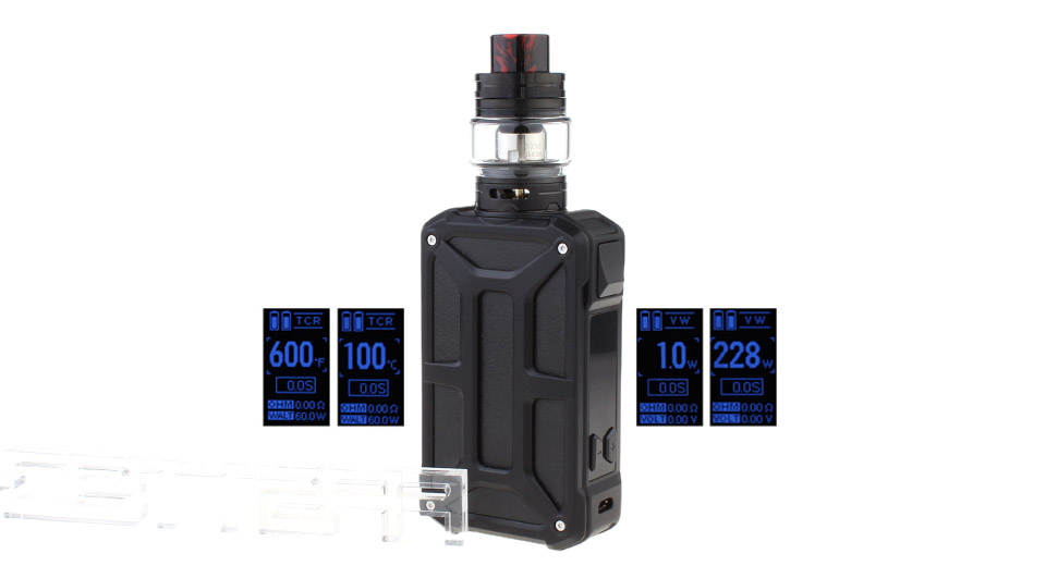 Product Image: authentic-rincoe-mechman-228w-tc-vw-apv-box-mod