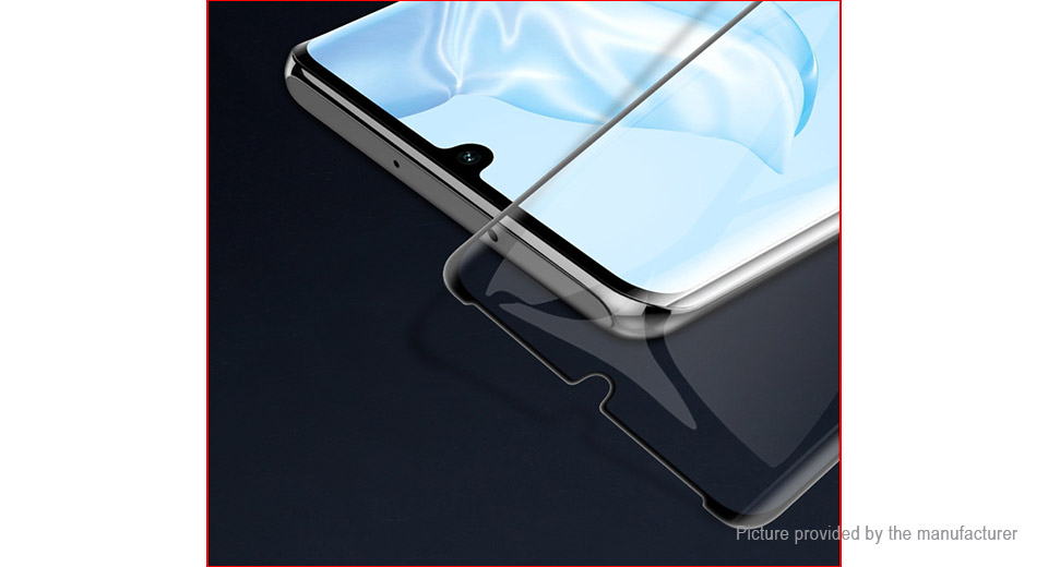 Nillkin 3D DS+Max Tempered Glass Screen Protector for Huawei P30 Pro