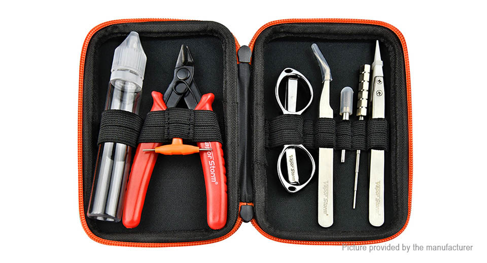 Product Image: authentic-vapor-storm-v1-diy-tool-kit-for-e