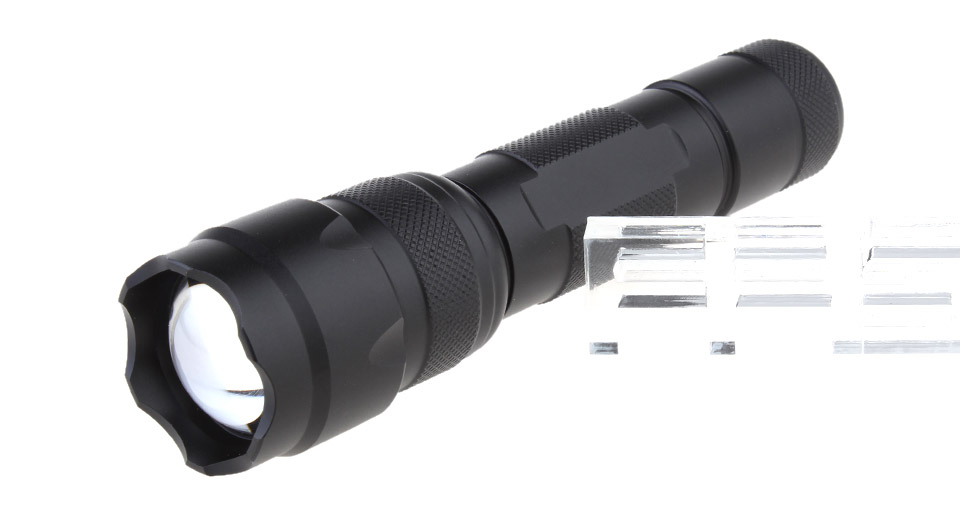 Product Image: 1-led-1-mode-620-660nm-red-light-led-flashlight-w