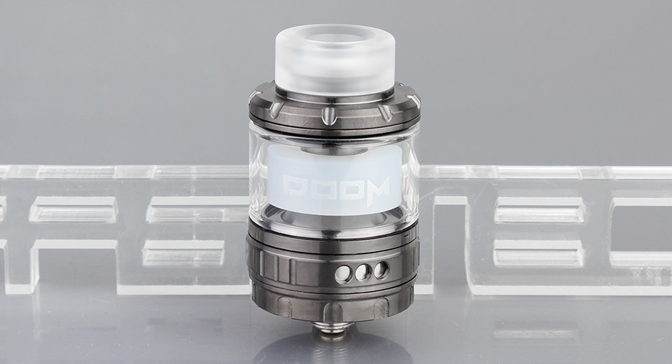 Product Image: authentic-damn-vape-doom-mesh-rta-rebuildable
