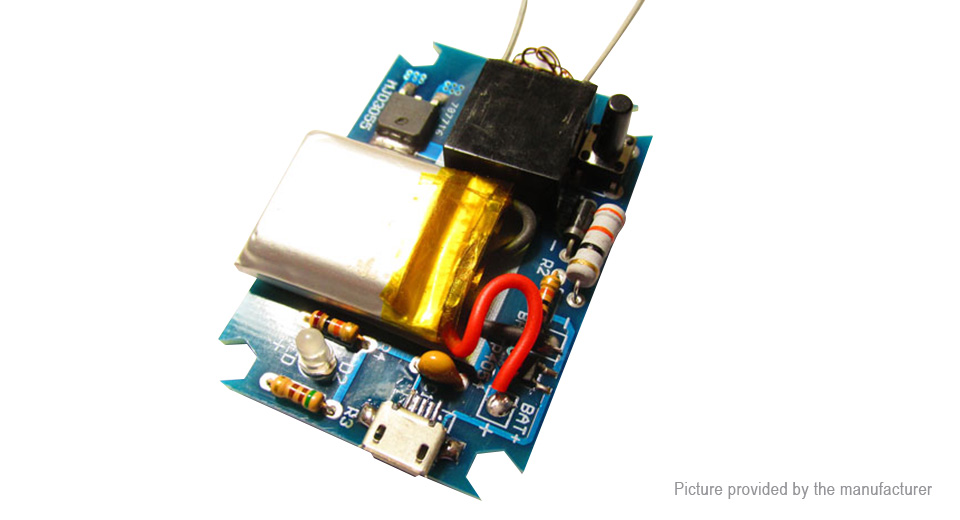 DIY Voltage Generator Arc Igniter Rechargeable Electronic Lighter