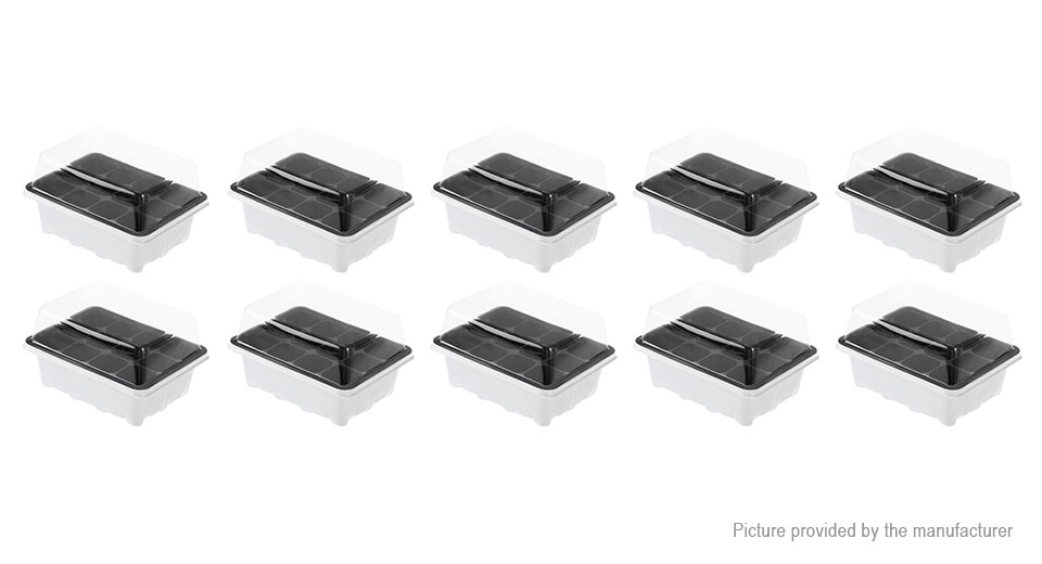 Product Image: 12-cells-seed-starter-tray-for-plant-germination