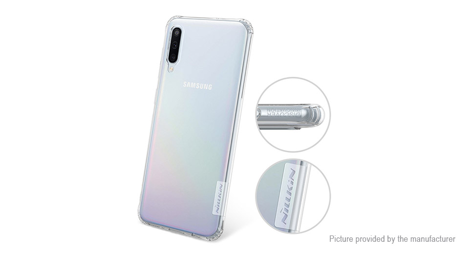 Nillkin Nature Series TPU Protective Back Case Cover for Samsung Galaxy A50