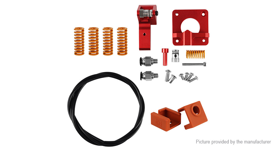 $30 06 Dual Gear Drive Extruder Kit for Creality CR-10S Pro / Ender