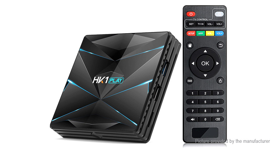 Product Image: hk1-play-quad-core-pie-tv-box-32gb-eu