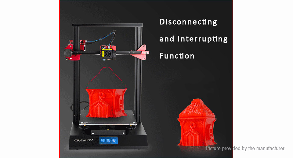 Authentic Creality CR-10S Pro 3D Printer DIY Kit (EU)