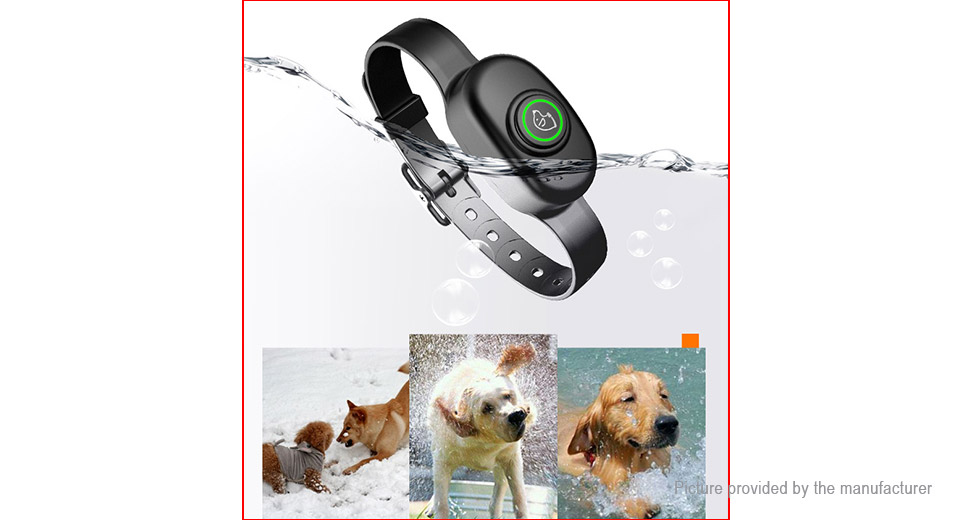 PEDONO USB Pet Dog Bark Control Training Shock Collar