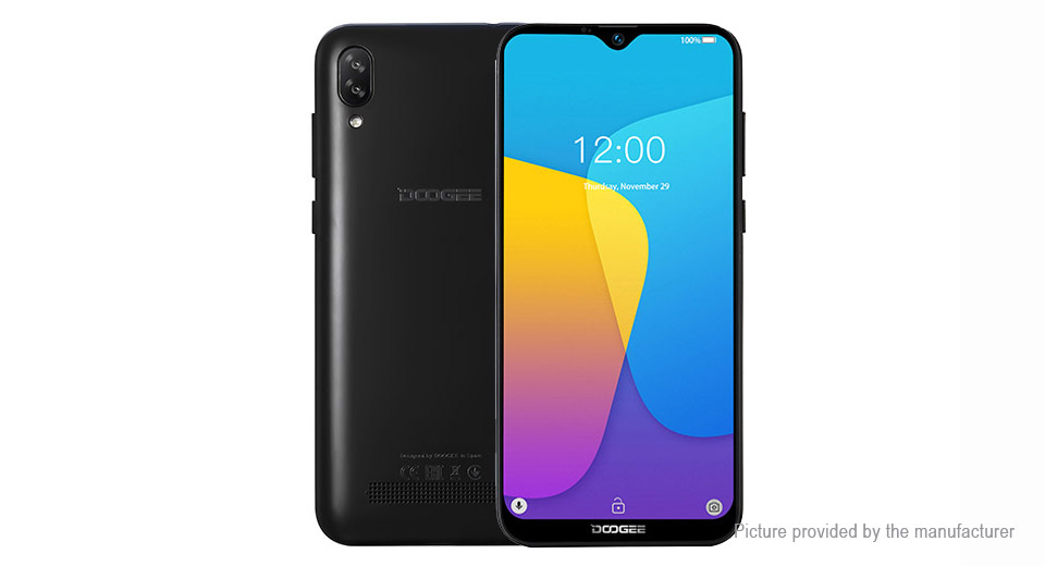 Product Image: authentic-doogee-y8c-6-1-ltps-octa-core-oreo-3g