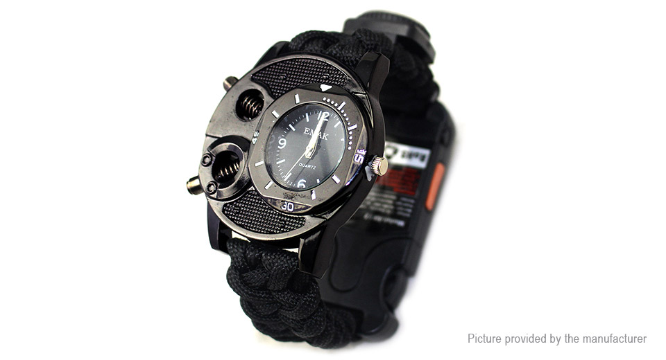 Product Image: emak-outdoor-multifunctional-survival-bracelet