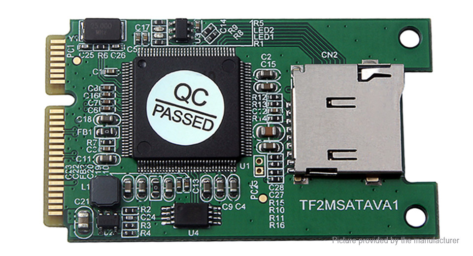 Product Image: microsd-card-to-mini-pcie-msata-ssd-converter