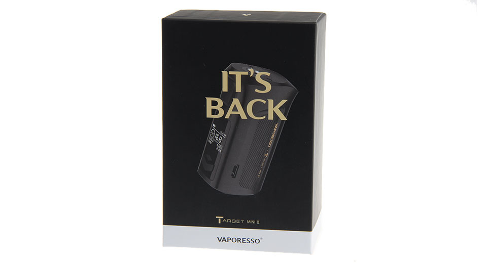 Authentic Vaporesso Target Mini II 50W 2000mAh VW APV Box Mod