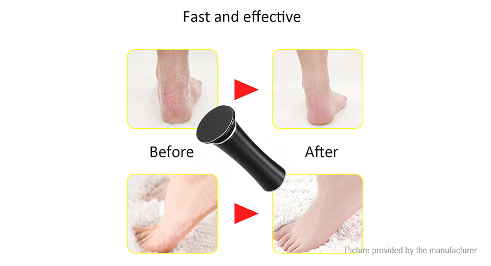 Electric Foot Dead Skin Callus Remover Foot Care Pedicure Tool (US)