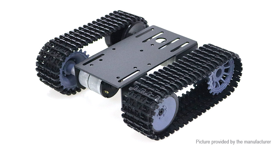 Product Image: doit-am-tp101-diy-smart-robot-tank-chassis-r-c