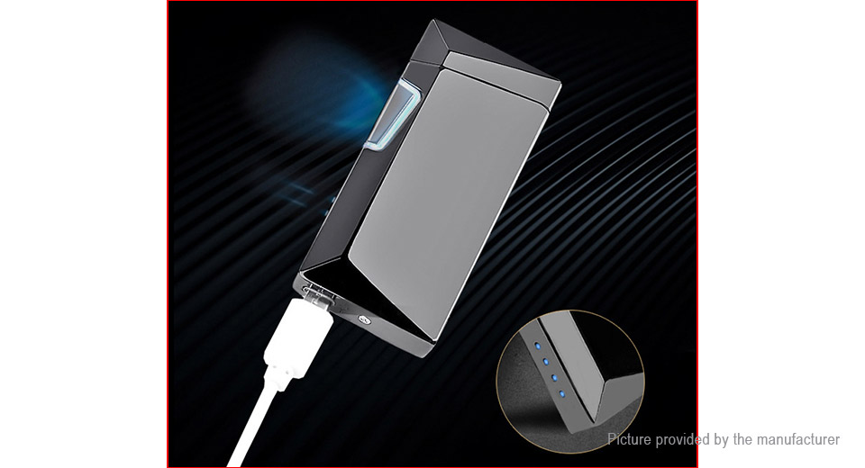 JOBON ZB-310 Double Pulse Arc Electronic Cigarette Lighter