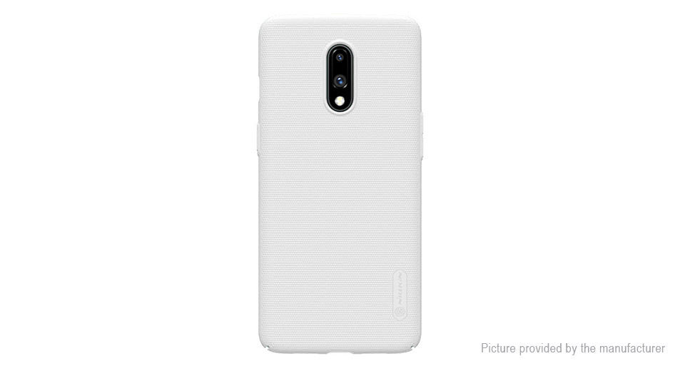 Nillkin Frosted Shield PC Protective Back Case Cover for OnePlus 7