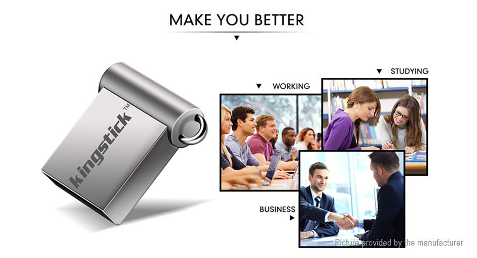 Kingstick Portable High Speed USB 2.0 Flash Drive (32GB)
