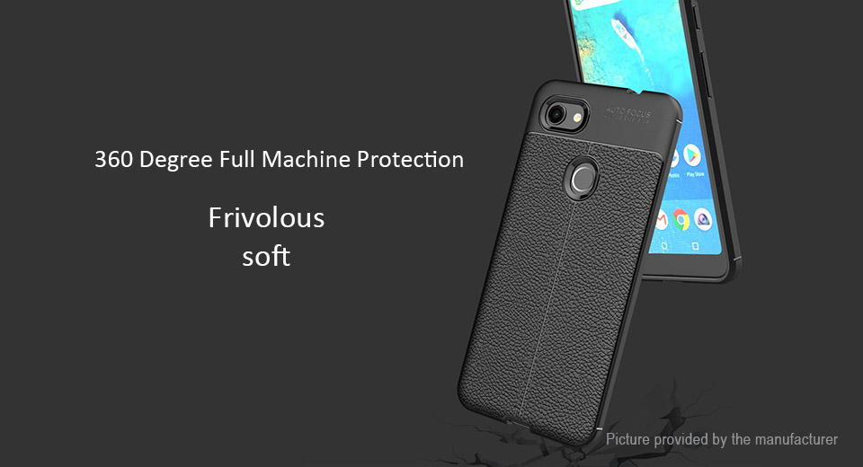TPU Protective Back Case Cover for Google Pixel 3a XL