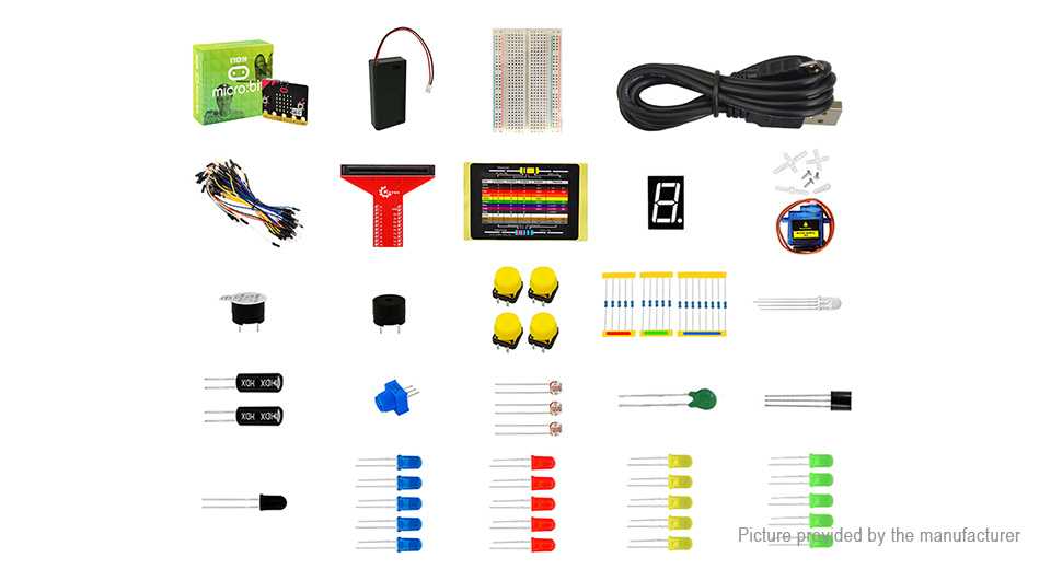 KEYES Beginner Learning Kit for BBC Micro:Bit