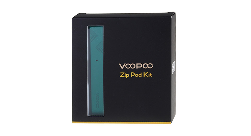 Authentic VOOPOO Zip 12W 250mAh Pod System Starter Kit