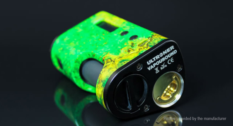 Authentic ULTRONER Aether Squonker 80W TC VW APV Box Mod