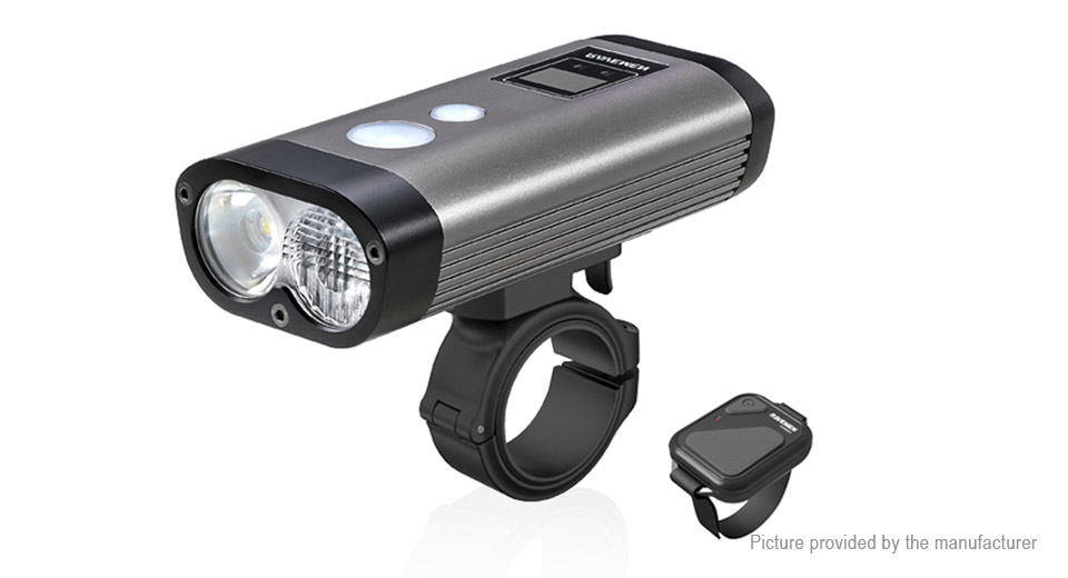 Ravemen PR1600 LED Bicycle Front Light Headlamp