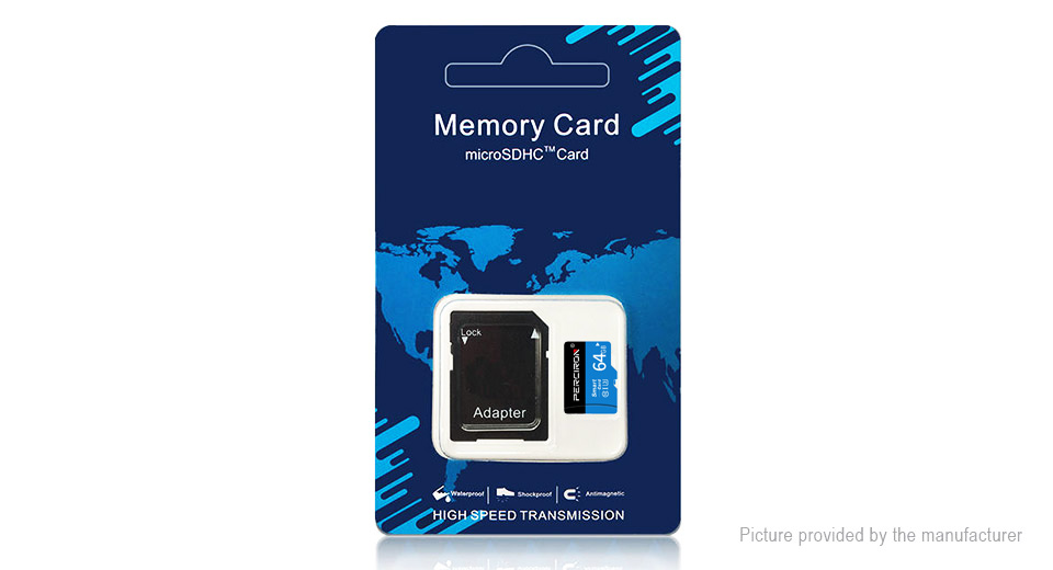 Product Image: authentic-perciron-class-10-high-speed-microsd