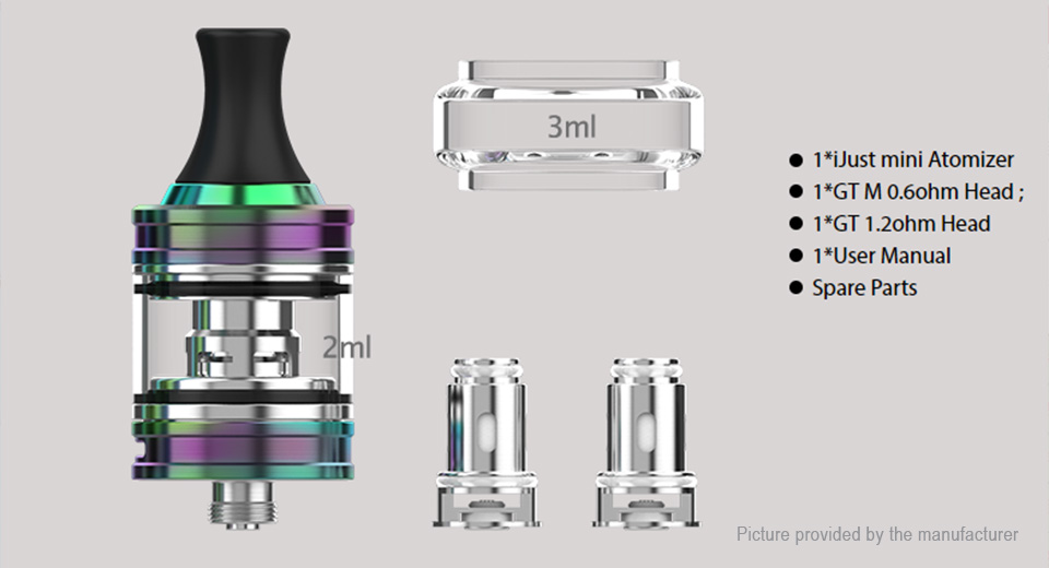 Eleaf iJust Mini Tank Clearomizer 9702361-1