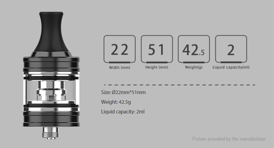 Eleaf iJust Mini Tank Clearomizer 9702361-2