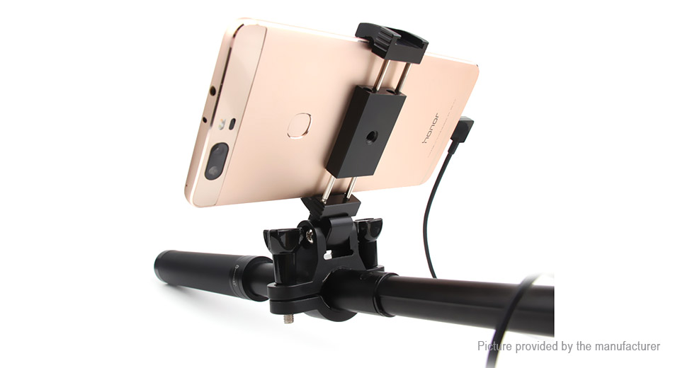 Sunnylife Extension Rod Cell Phone Bracket for DJI Osmo Pocket/Action