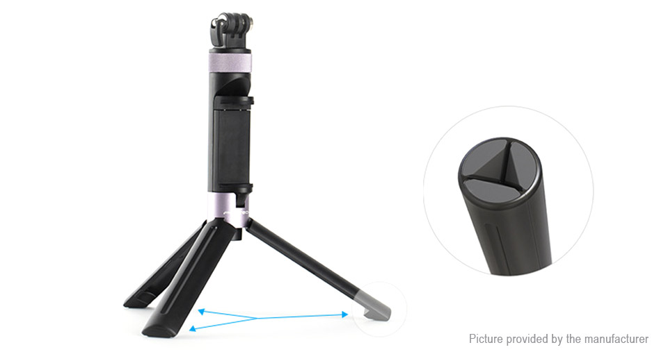 PGYTECH Handheld Tripod Retractable Selfie Monopod for DJI Osmo Pocket/Action