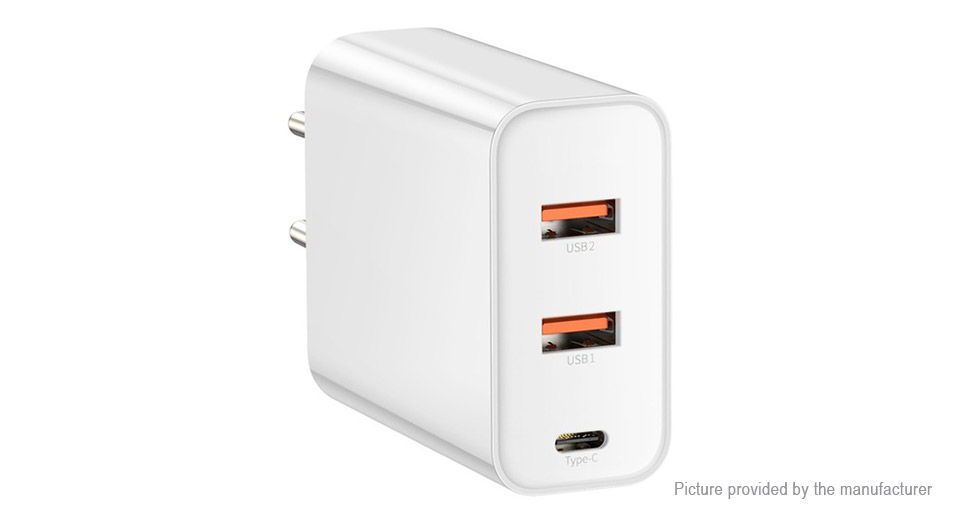 Product Image: authentic-baseus-usb-usb-c-wall-charger-travel