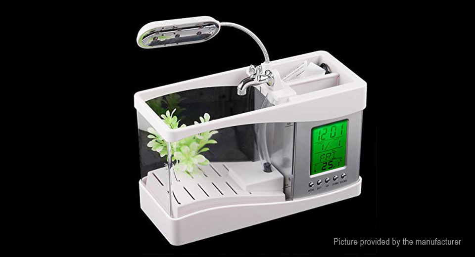 Product Image: multifunctional-usb-powered-desktop-mini-aquarium