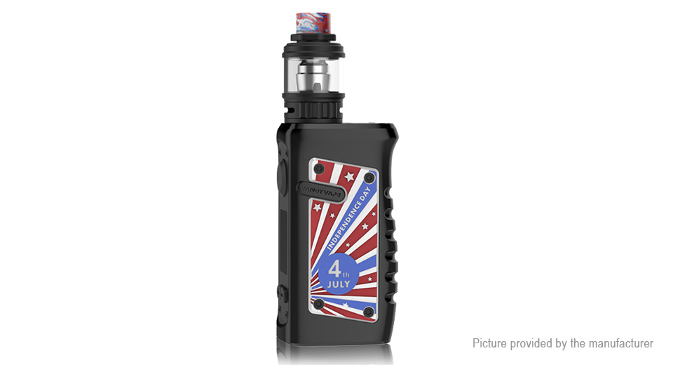 Product Image: authentic-vandy-vape-jackaroo-100w-tc-vw-vv-apv