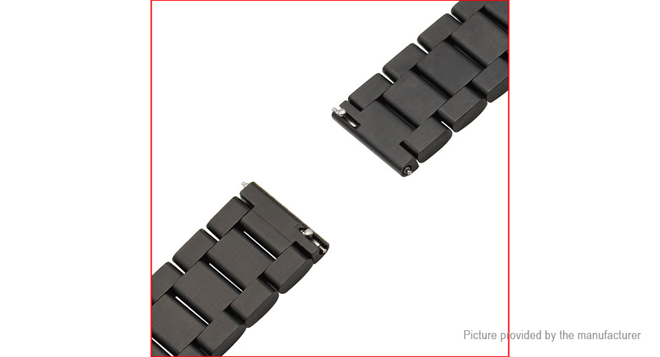 Stainless Steel Watchband Strap for Xiaomi Huami Amazfit GTR 47mm